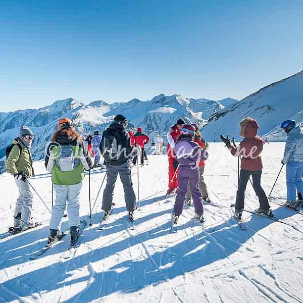 affaire ski