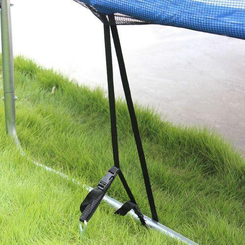 ancrage trampoline