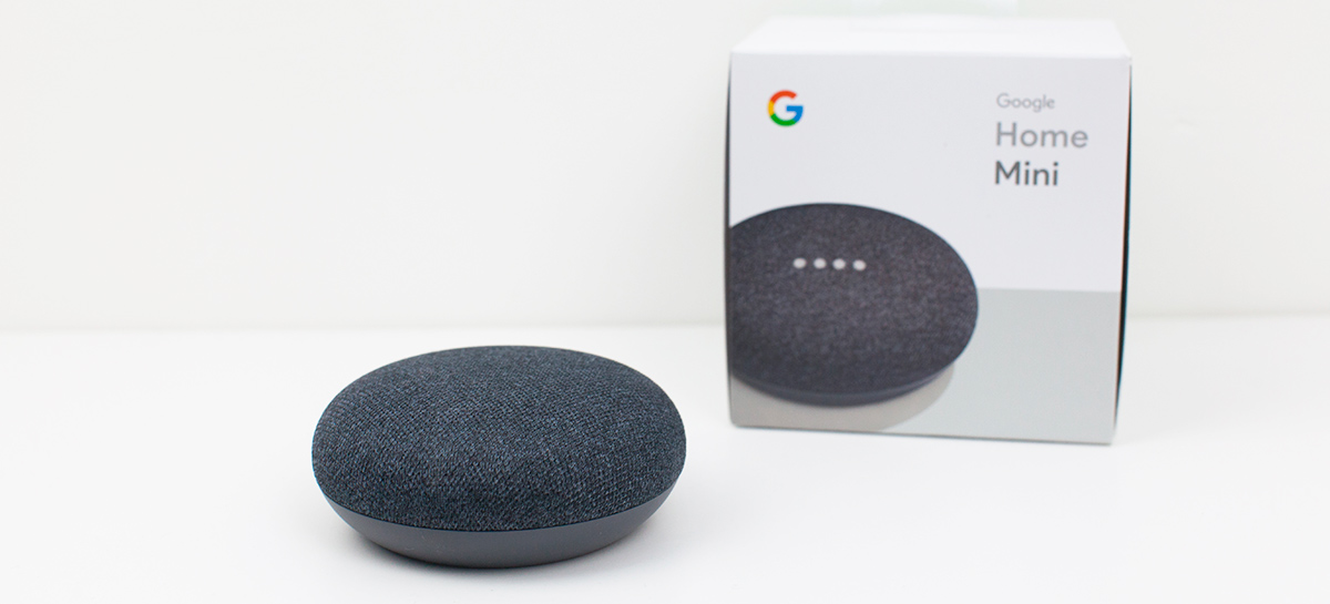 enceinte google home