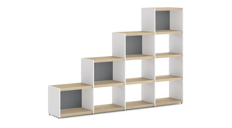 etagere escalier