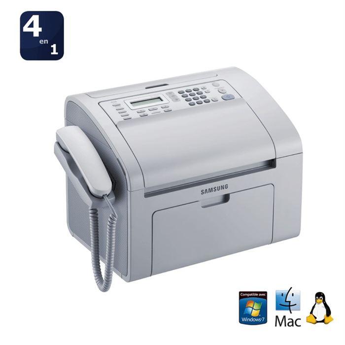 imprimante fax