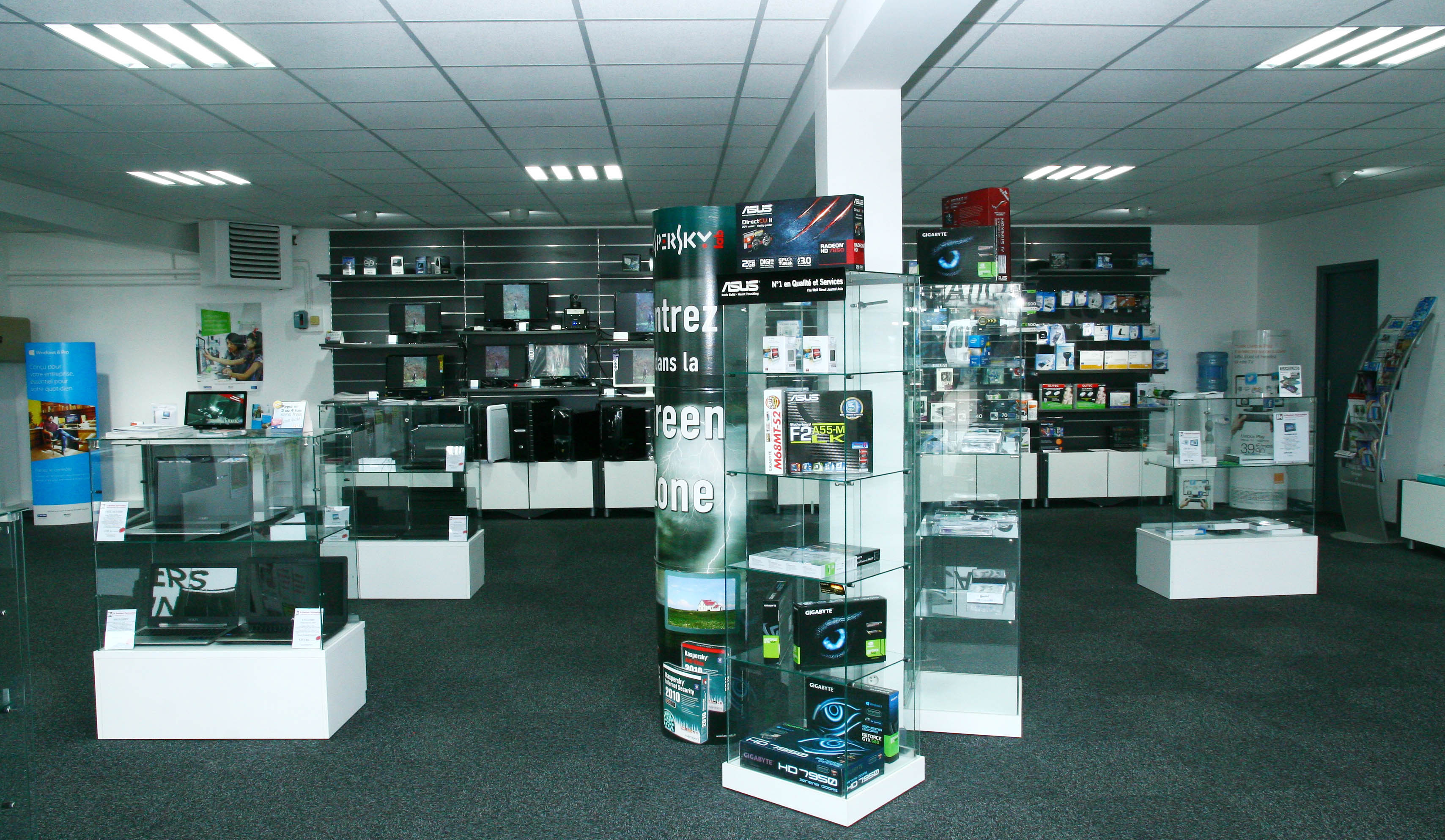 magasin informatique