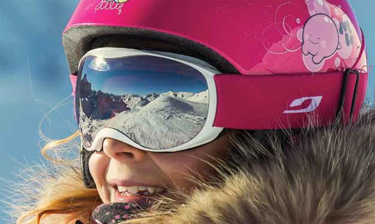 masque ski enfant
