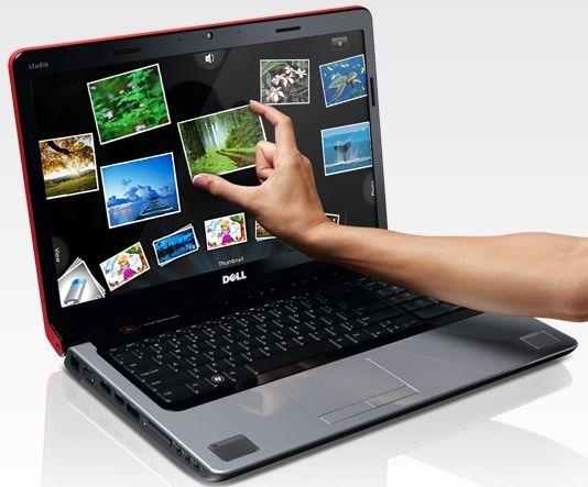 ordinateur portable ecran tactile