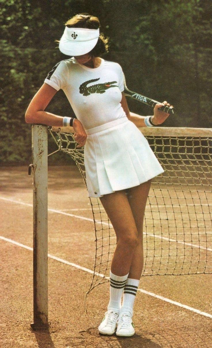 tenue tennis femme