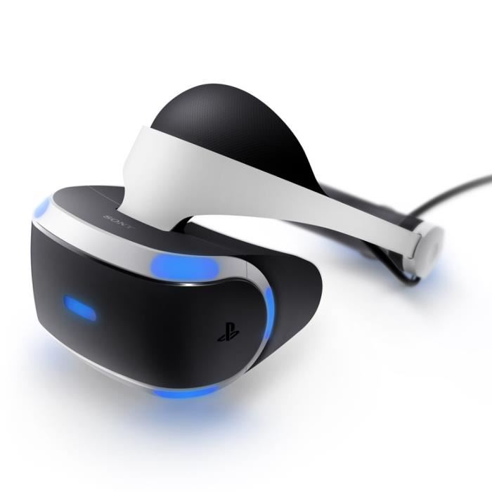 casque vr ps4