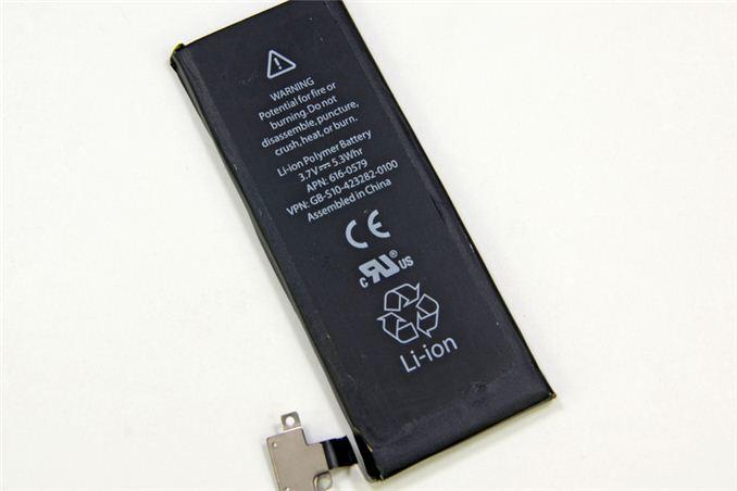batterie iphone apple