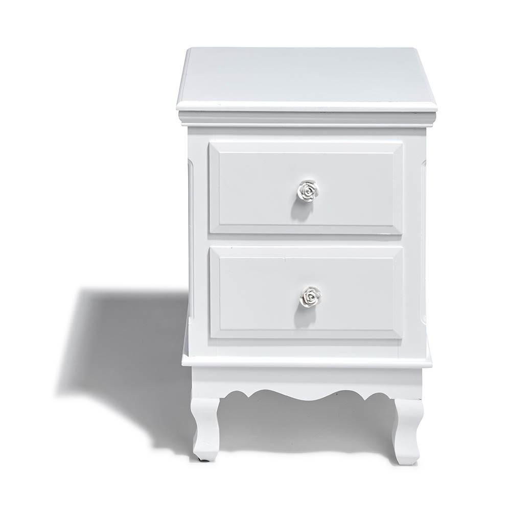 chevet blanc