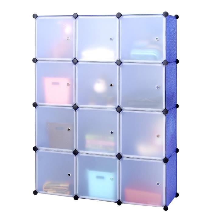 cube de rangement modulable