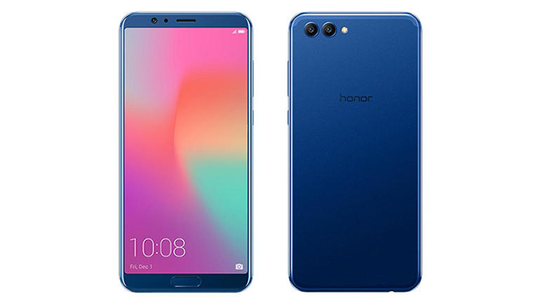 honor 10 view