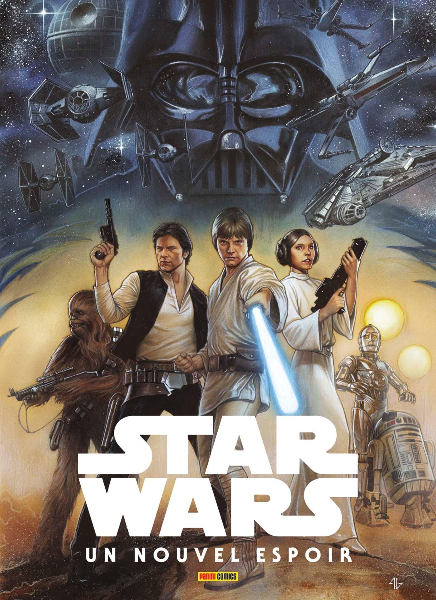 star wars épisode iv un nouvel espoir