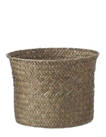 cache pot panier