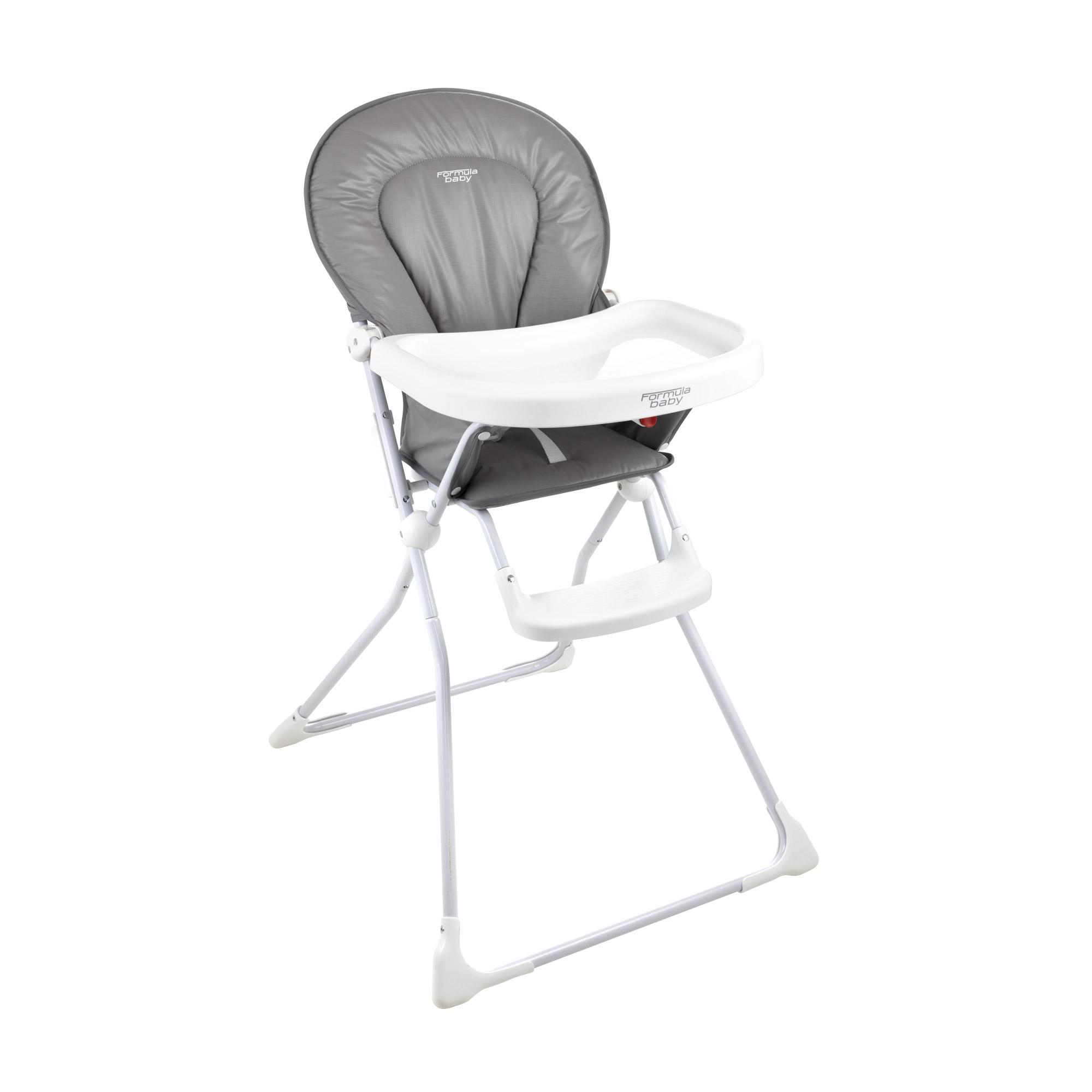 chaise haute formula baby