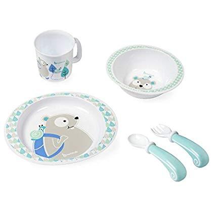 coffret vaisselle bébé