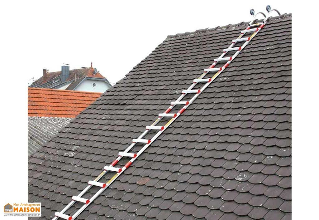 echelle de toit