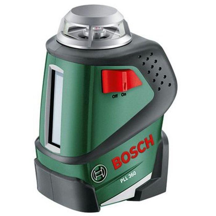 niveau laser bosch