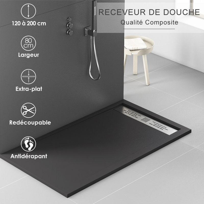 receveur de douche