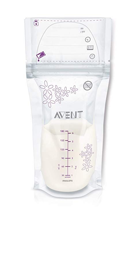 sac congelation lait maternel