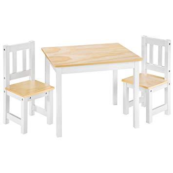 table en bois enfant