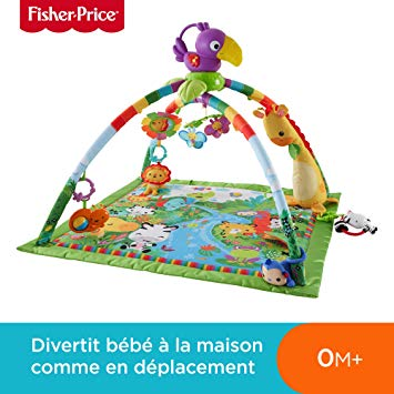 tapis d éveil jungle